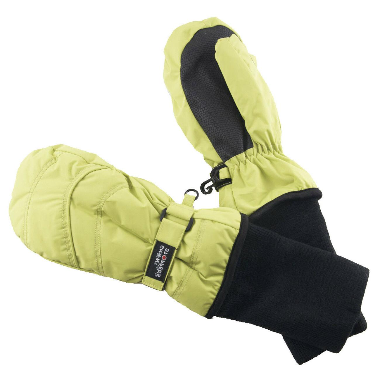 SnowStoppers Extra-Long Cuff Nylon 6 months 12 years