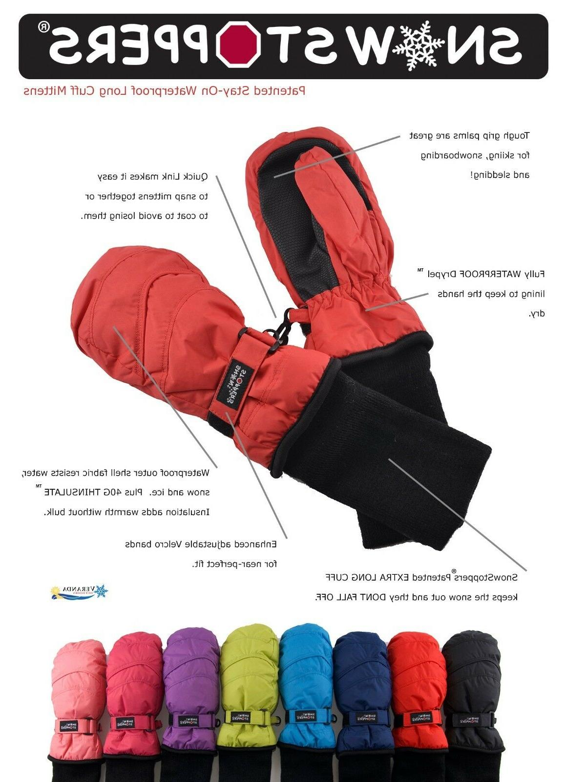 SnowStoppers Original Nylon for 6 months - years