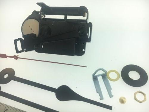 Takane Quartz Battery Movement Fits with hands