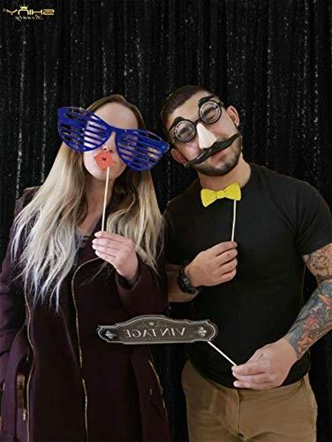 Video Photo Booth Backdrop
