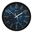 "Plumeet 12"" Silent Wall Clock with Special Design and Non-ti"