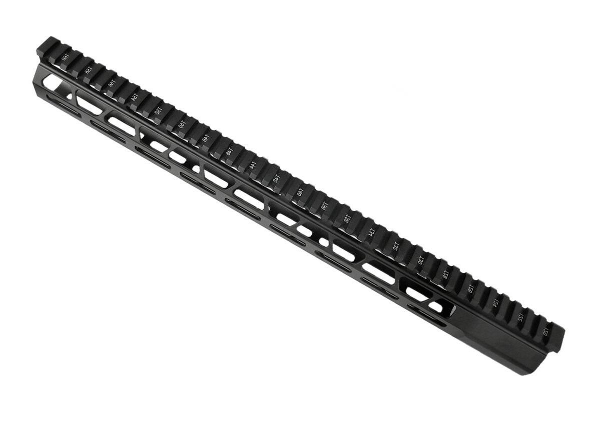 Super Slim Extra Long M-LOK High Free .308
