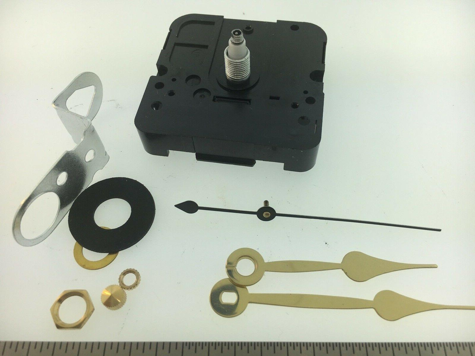 takane quartz battery clock movement with hands