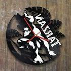 Tarzan Modern Idea Gift For Boy Vinyl Acrylic Wall Clock Han