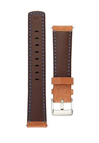 Signature 22 Wood watch band. watch strap. Buckle