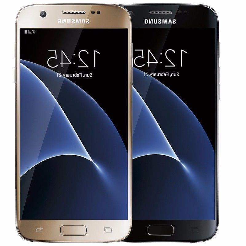 UNLOCKED Samsung Galaxy S7 SM-G930 32GB Verizon/T-Mobile/AT&