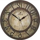 New FirsTime Large Vintage Round Bronze Raised Number Wall C