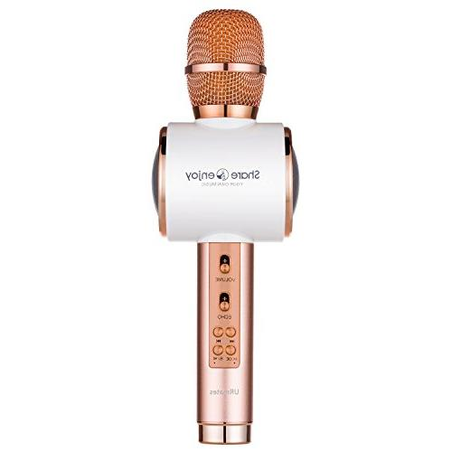wireless microphone speaker