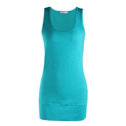 Moxeay Womens Essential Basic Cotton