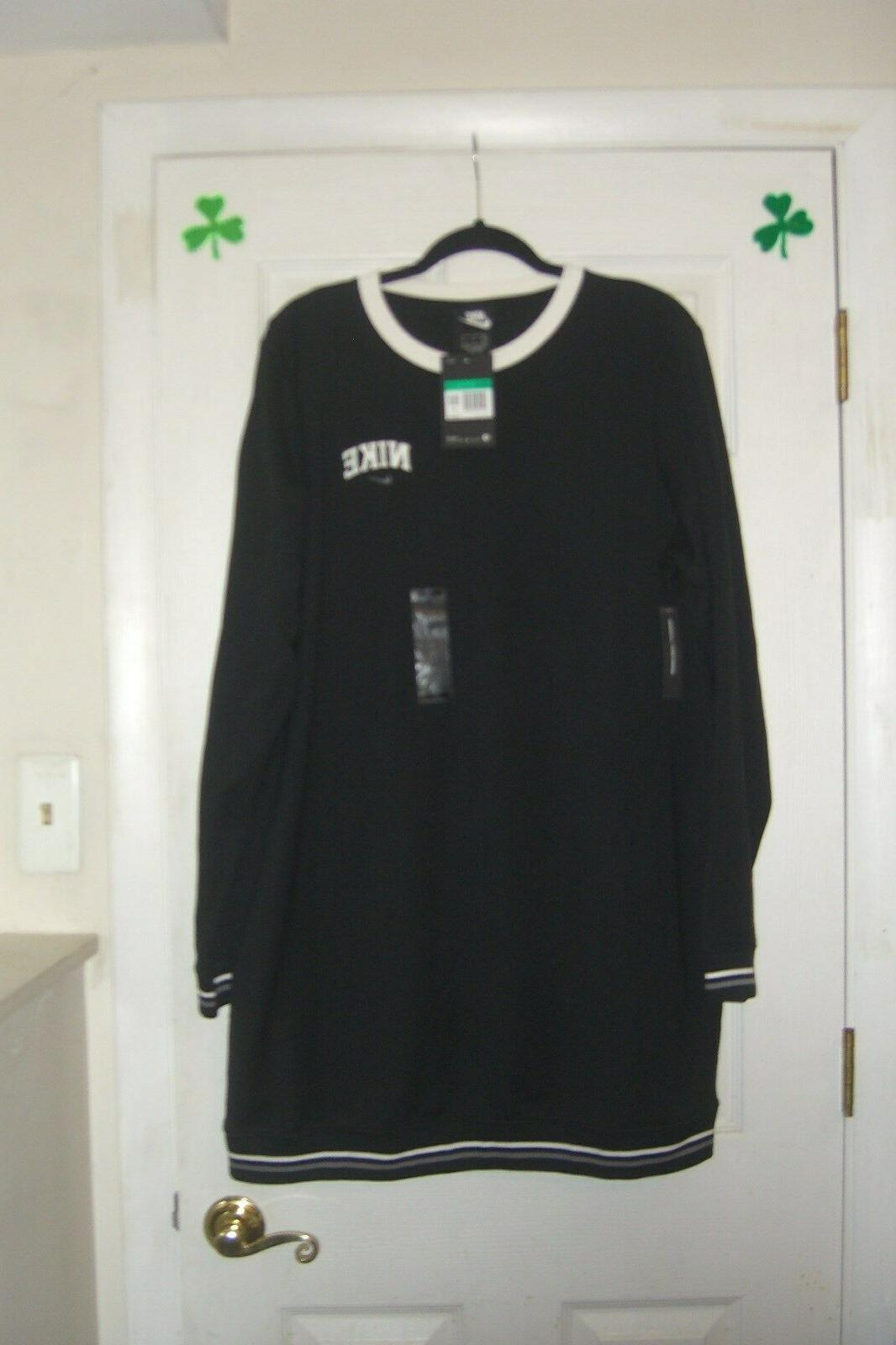 womens size xl top black extra long