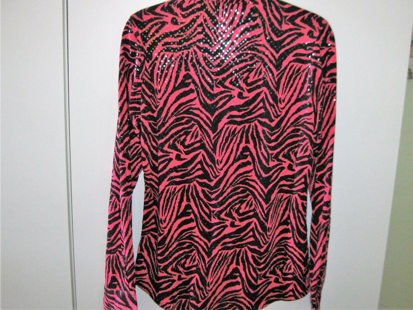 Wranger UP snap up extra pink/black