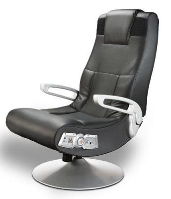 Ace Bayou X Rocker 5127401 Pedestal Video Gaming Chair, Wire