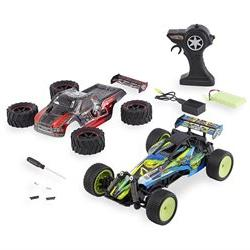 Fast Lane XPS Radio Control 1:14 Scale Car Kit in Aluminum C
