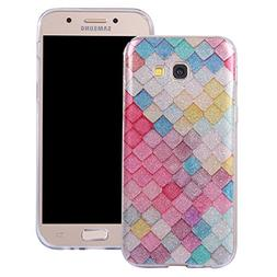 Leecase Pretty Creative Lovely Sparkle Colorful Fish Scales