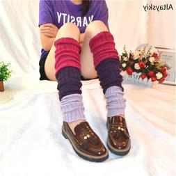 Leg Warmers Women <font><b>Extra</b></font> <font><b>Long</b