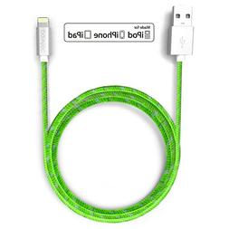 Pawtec Lightning to USB Charge Sync Cable Apple MFi Certifie