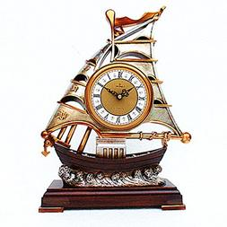 CLG-FLY The Living Room wall Clock European Ship,A-12 Inches