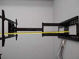 """36"""" Long Extension Smooth Articulating Arm Mount for Samsung"""