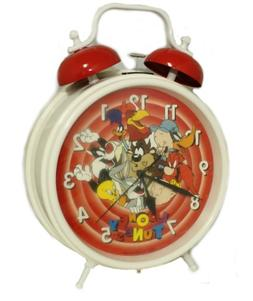 Looney Tunes Gigantic Twin Bell Clock by Westclox - Table to