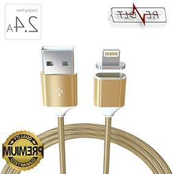 Magnetic Lightning Cable 2.4A Quick Charge & Sync for Apple