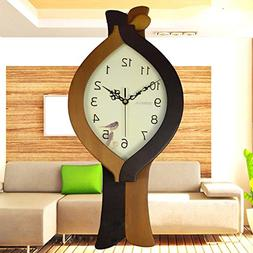 MCC Luxurious Upscale Wall Clock Simple Modern Style Europea