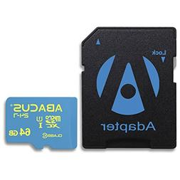 Abacus24-7 64GB micro SDXC Memory Card  for Samsung Galaxy S