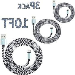 Micro USB Cable Android Charger Cable Long Charger Fast Spee