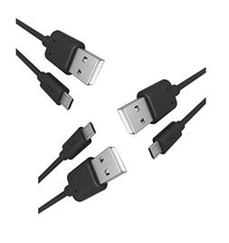 Krofel 10 Ft Micro USB Charge Sync Cable Compatible with Al