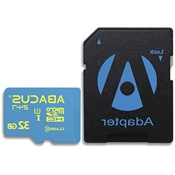 Abacus24-7 32GB micro SD Memory Card  for Samsung Galaxy S8,