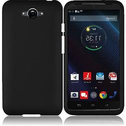INSTEN Motorola Droid Turbo Case, Insten Rubberized Hard Sna