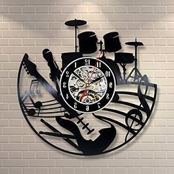 Music Vinyl Record Wall Clock - Decorate your home with Mode