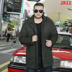 New down <font><b>jacket</b></font> 9XL male plus size remov