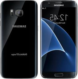 New Samsung Galaxy S7 edge SM-G935 32GB Black Onyx GSM Unloc
