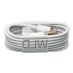 WLD Original OEM Lightning iPhone Charger Lightning Cable 3.