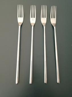 OnlyH Fortessa 18/10 Extra Long Table Fork set of 4