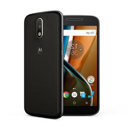 Open Box Motorola Moto G4 XT1621 16GB LTE Unlocked - Black