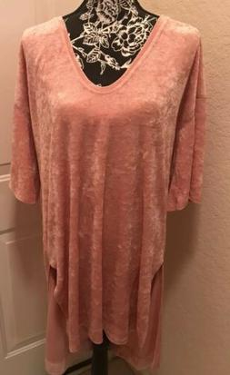 We the Free P+S+ Urban Outfitters Velour/Polyester Mix, Tuni