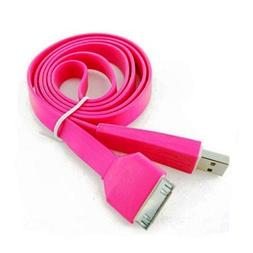 pink noodle flat dock connector