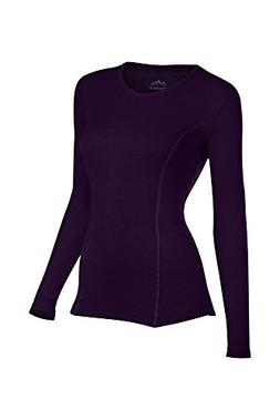 ColdPruf Women's Platinum Dual Layer Long Sleeve Crew Neck T