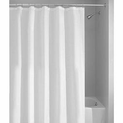 InterDesign Poly Shower Curtain/Liner -  Extra Long 72 x 96
