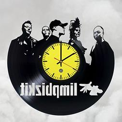 Popular American Band Vinyl Record Wall Clock - Decorate you
