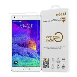 Galaxy Note 4 Screen Protector ,iAnder Samsung Galaxy Note 4