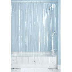 InterDesign PVC-Free PEVA 10-Gauge Heavy-Duty Shower Curtain
