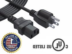 Pwr+® EXTRA LONG 12 FT 3 PRONG PLAYSTATION 3 PS3 POWER CORD