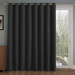 Rose Home Fashion RHF Room Divider Curtain Panel, Blackout&T