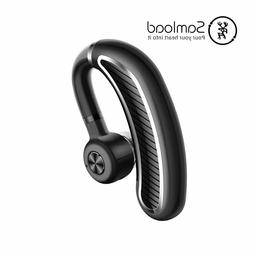 Samload Driving Bluetooth Headset Extra Long Use Earphone Bu