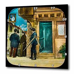 Scenes from the Past Magic Lantern - Victorian Tale Ticket o