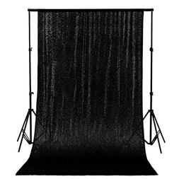 ShinyBeauty Sequin Curtains for Photography Backdrop 8FTx10F
