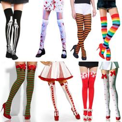 Sexy Women Cable Extra Long Boot Socks Over Knee Thigh High