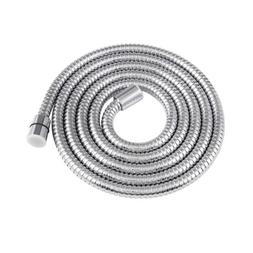 "Shower Head Hose Extra Long 96"" Stainless Steel Hand Held Ba"